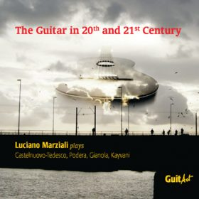 Cd_Guitar 20th 21st Century